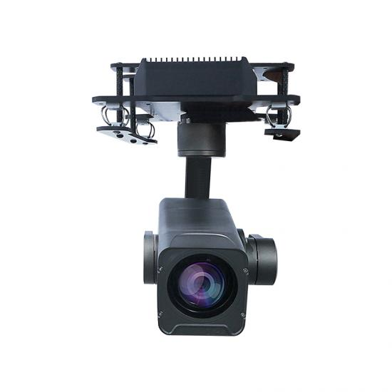 Zoom camera payload for drone